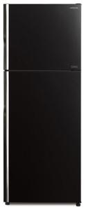 Холодильник Hitachi R-VG 472 PU8 GBK черный