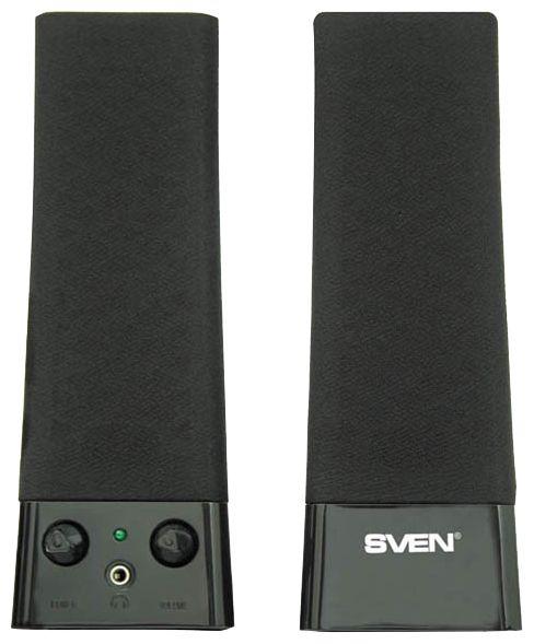 Колонки Sven 235 черный