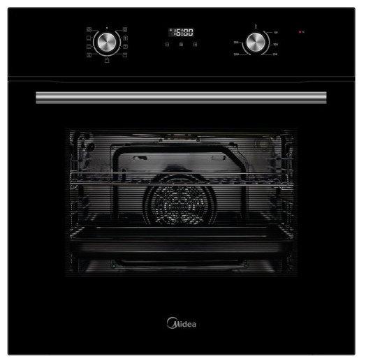 Духовой шкаф Midea MO68100GB черный