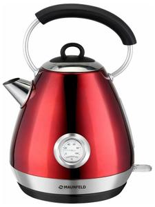 Чайник электрический MAUNFELD MFK-661CH красный