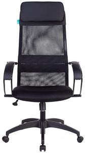 Кресло для руководителя Бюрократ CH-608 черный
