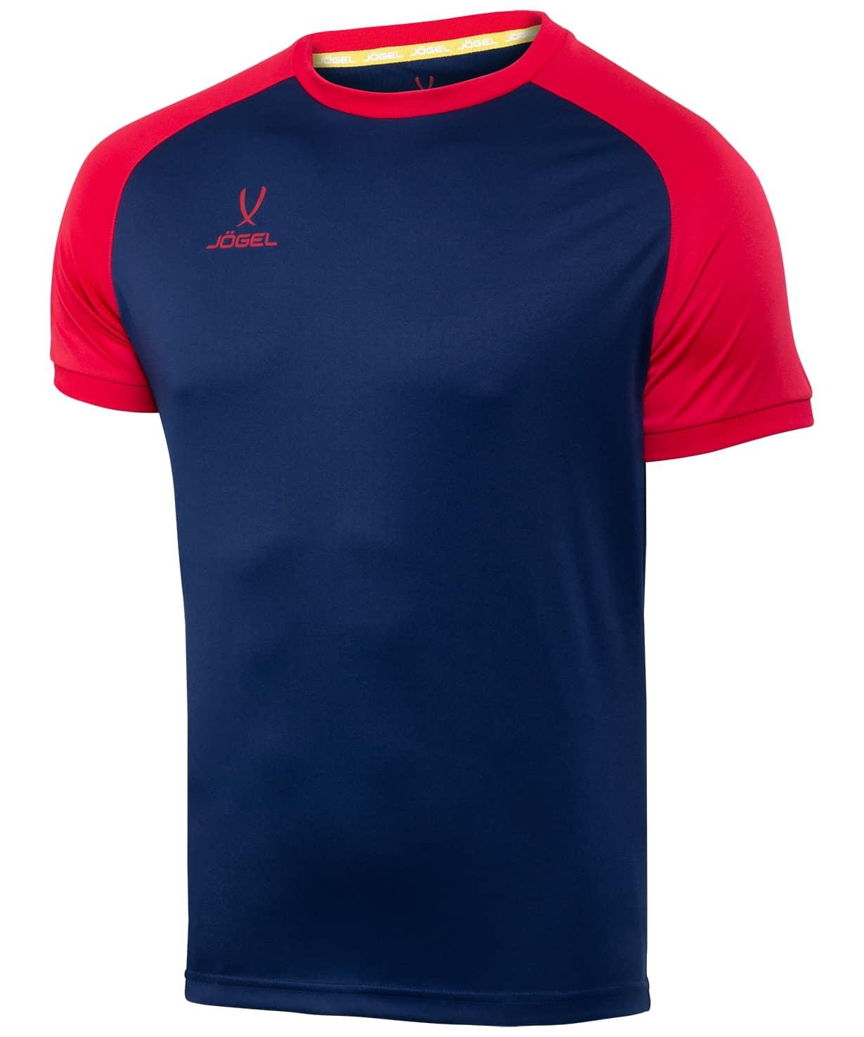 Футболка игровая CAMP Reglan Jersey JFT-1021-092,темно-синий/красный