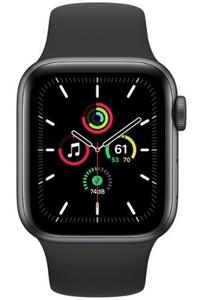 Смарт-часы Apple Watch SE 40mm черный
