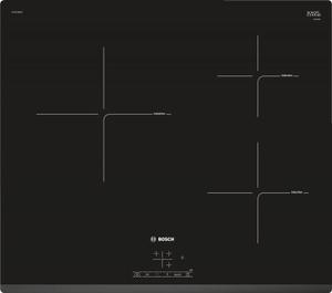 Индукционная варочная поверхность Bosch PUC631BB1E черный