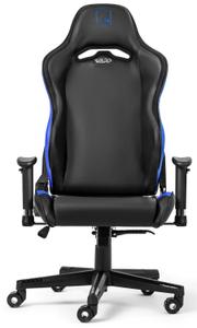Кресло игровое WARP Sg синий