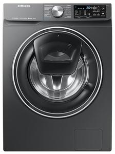 Стиральная машина Samsung WW70R62LVSX серый