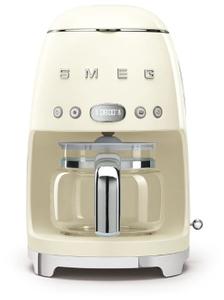 Кофеварка капельная SMEG DCF02CREU бежевый