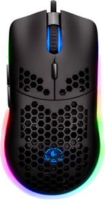 Мышь проводная Jet.A PANTEON PS100 черный