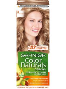 Краска для волос Color Naturals 8 Пшеница Garnier