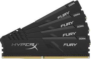 Оперативная память HyperX FURY [HX426C16FB3K4/64] 64 Гб DDR4