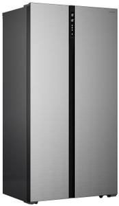 Холодильник Hyundai CS4505F серебристый