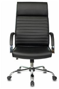Кресло для руководителя Бюрократ T-8010N черный