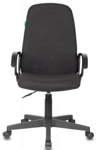 Кресло для руководителя Бюрократ CH-808LT черный