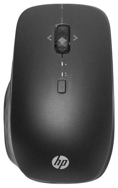 Мышь беспроводная HP Travel черный