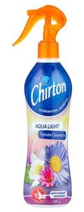 """Освежитель воздуха водный Chirton """"Aqua light. Горная свежесть"""", 400мл"""