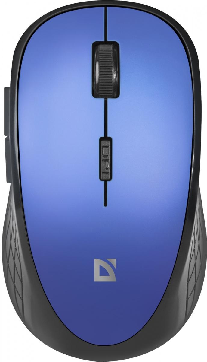 Мышь беспроводная Defender Aero MM-755 6D