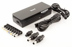 Блок питания Buro BUM-0065A90 автоматический 90W 12V-20V 11-connectors 5A 1xUSB 2.1A от бытовой элек