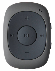 Плеер Flash Digma C2L 4Gb серый/FM/clip