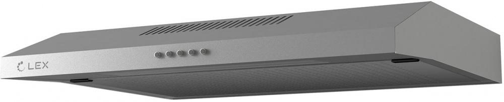 Вытяжка LEX S 500 IX серебристый