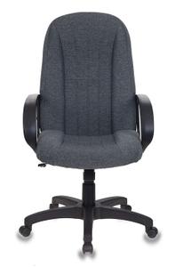 Кресло для руководителя Бюрократ T-898/3С1GR серый