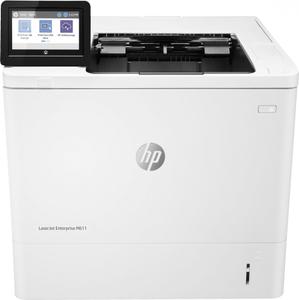 Принтер лазерный HP LaserJet Enterprise M611dn [7PS84A]