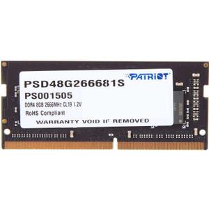 Оперативная память Patriot PSD48G266681S 8 Гб DDR4