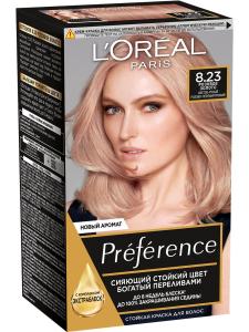 Краска для волос Preference 8.23 Розовое золото L'Oreal Paris