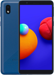 Смартфон Samsung Galaxy A01 Core 16 Гб синий