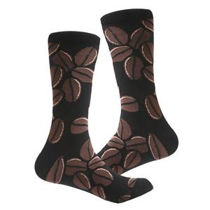 """Дизайнерские носки серии Весело и вкусно """"Кофемания"""""""