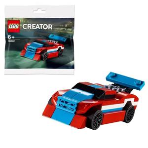 Конструктор lego creator гоночный автомобиль 30572