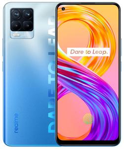 Смартфон Realme 8 Pro 128 Гб синий