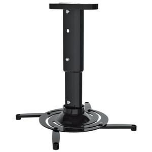 Кронштейн для проектора Cactus CS-VM-PR05M-BK черный макс.10кг настенный и потолочный поворот и наклон