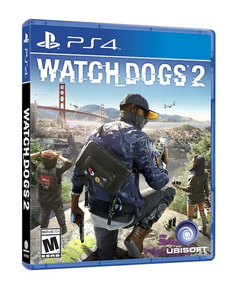 Игра на PS4 Watch_Dogs 2[PS4,русскаяверсия]