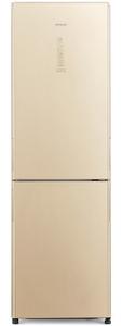 Холодильник Hitachi R-BG 410 PU6X GBE бежевый
