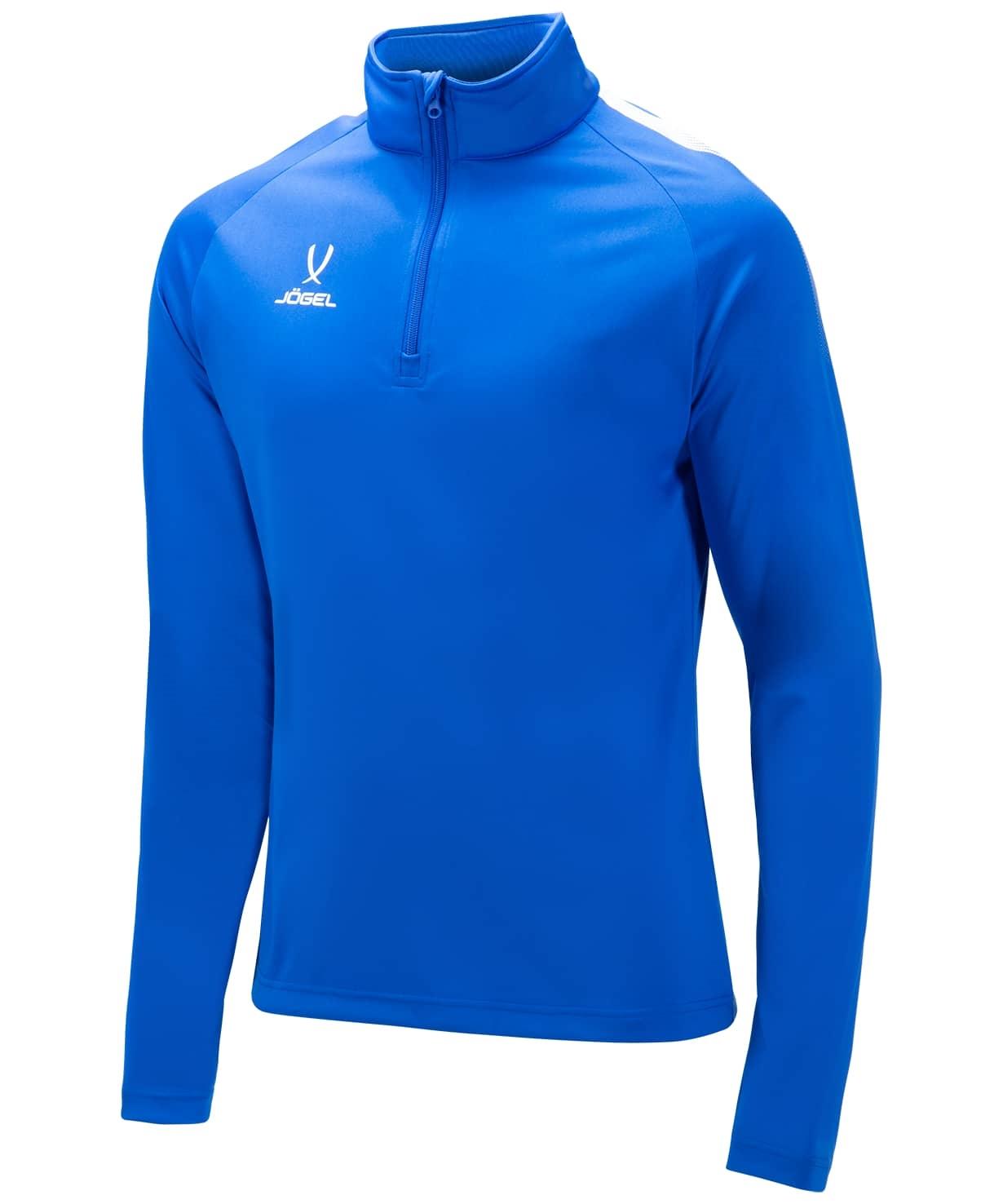 Джемпер тренировочный детский CAMP Training Top 1/4 Zip, темно-синий