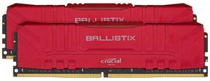 Оперативная память Crucial Ballistix Red [BL2K16G32C16U4R] 32 Гб DDR4