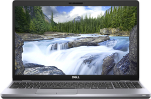 Ноутбук DELL Latitude 5510 (5510-8985) серый