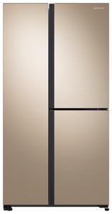 Холодильник Samsung RS63R5571F8 бежевый