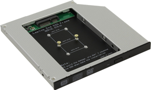 Orient < UHD-2MSC9 > Шасси для mSATA для установки в SATA отсек оптического привода ноутбука
