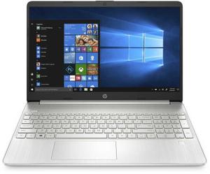 Ноутбук HP 15s-eq2020ur (3B2U4EA) серебристый