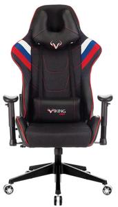 Кресло игровое Бюрократ Zombie VIKING 4 AERO триколор