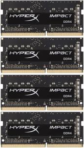 Оперативная память HyperX Impact [HX424S15IB2K4/32] 32 Гб DDR4
