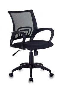 Кресло офисное Бюрократ CH-695N черный