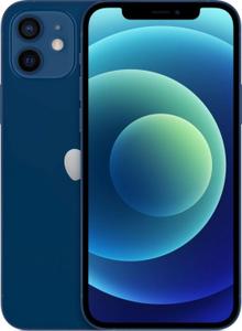 Смартфон Apple iPhone 12 mini MGE63RU/A 128 Гб синий