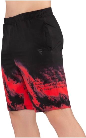 Мужские шорты Afire  FA-MS-0203-229, с принтом