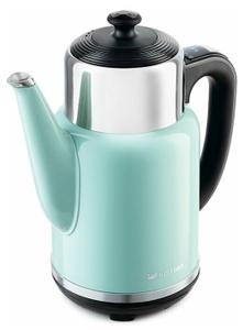 Чайник электрический Kitfort КТ-668-3 зеленый