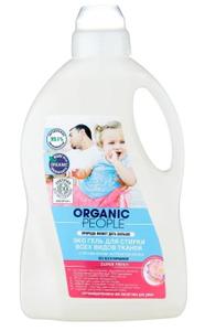 Гель ЭКО для стирки всех видов тканей 1,5л Organic People