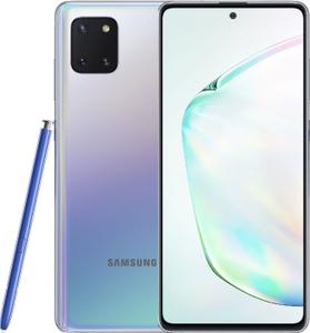 Смартфон Samsung Galaxy Note 10 Lite 128 Гб серебристый