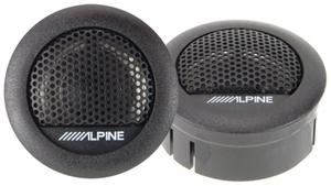 Колонки автомобильные Alpine SXE-1006TW