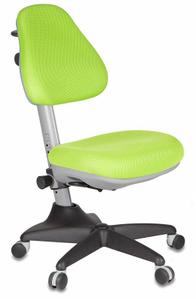 Кресло детское Бюрократ KD-2/G/TW-18 салатовый TW-18 (серый пластик ручки)